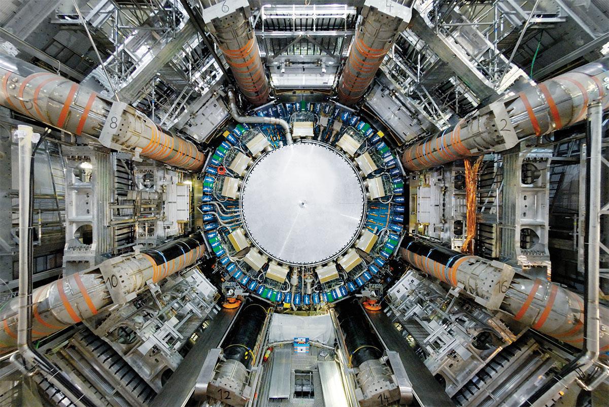 Big Bang. Bigger Data