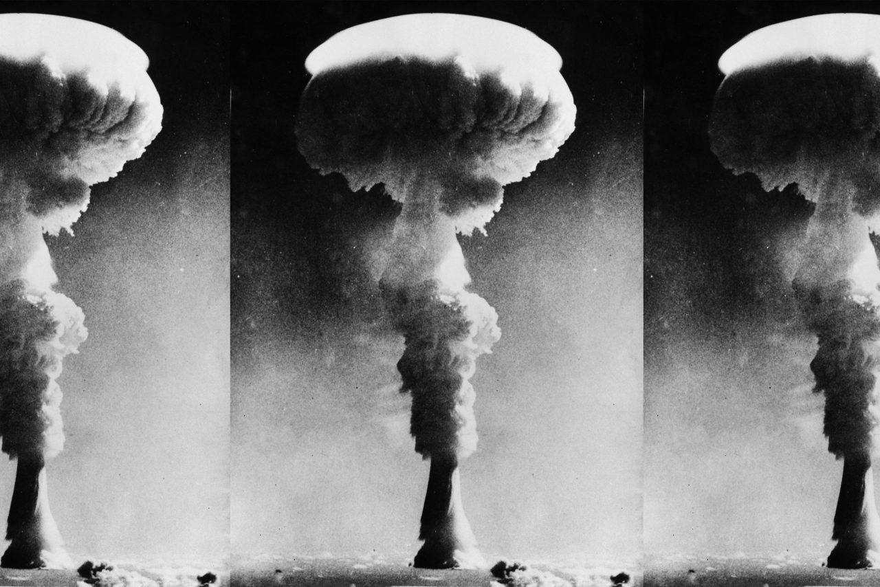 Atomschmerz